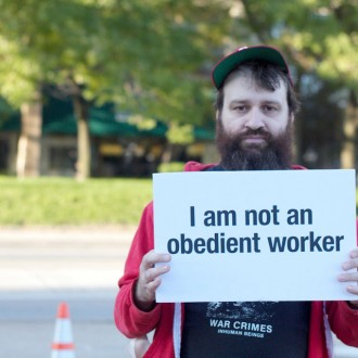 I am not an obedient worker